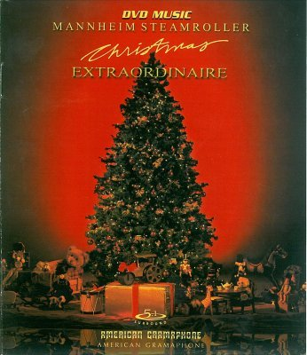 Mannheim Steamroller - Christmas Extraordinaire (2001) DVD-Audio