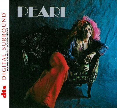 Janis Joplin - Pearl (1971) DTS 4.0