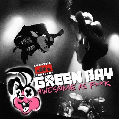 Green Day - Awesome as Fuck [Live] (2011) DTS 5.1