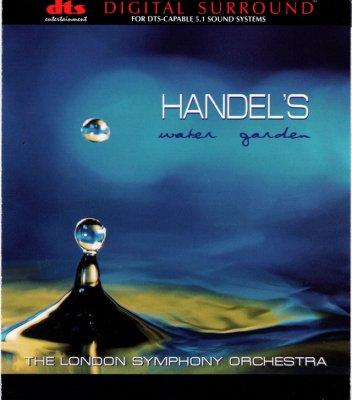 London Symphony Orchestra  Don Jackson - Handel's Water Garden (1999) FLAC 5.1