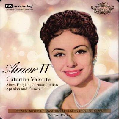 Caterina Valente - Amor II (2012) FLAC