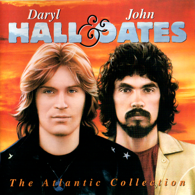 Daryl Hall John Oates - The Atlantic Collection (1996) FLAC