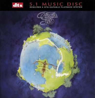 Yes - Fragile (2002) DTS 5.1