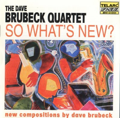 The Dave Brubeck Quartet - So What'S New (1998) DTS 5.1