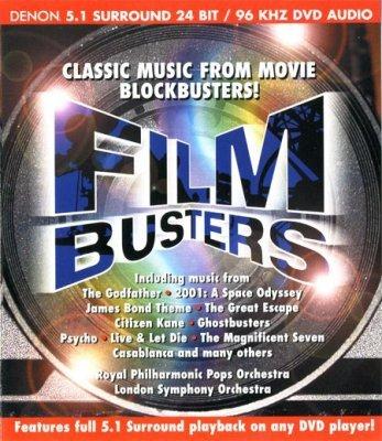 VA - DENON - Film Busters (2002) DVD-Audio