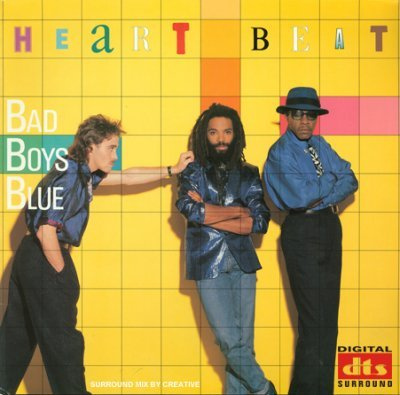 Bad Boys Blue - Heart Beat (1986) DTS 5.1