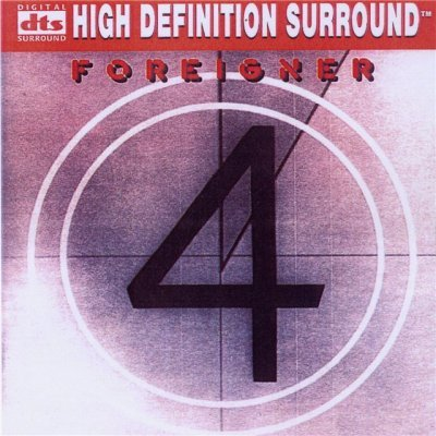 Foreigner - 4 (2001) DTS 5.1