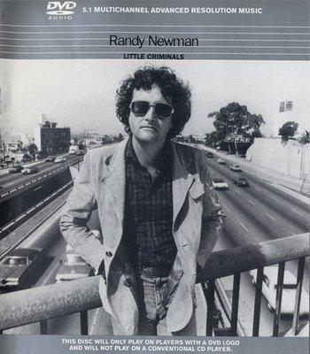 Randy Newman - Little Criminals (2002) DVD-Audio
