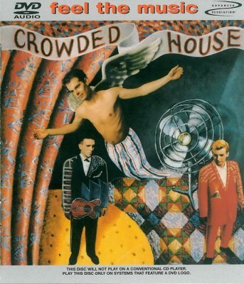 Crowded House - Crowded House (2002) DVD-Audio