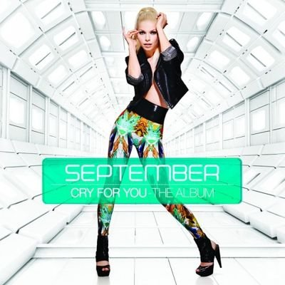 September - Cry For You The Album (2009) FLAC
