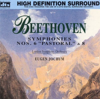 London Symphony Orchestra - Beethoven - Symphonies No. 6 & 8 (1978) DTS 4.0