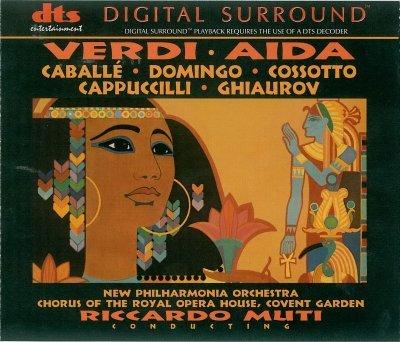 Riccardo Muti - Giuseppe Verdi - Aida [3 DTS-CD] (1998) DTS 5.1