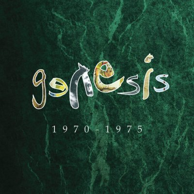 Genesis - Extra Tracks 1970-1975 (2008) DVD-Audio