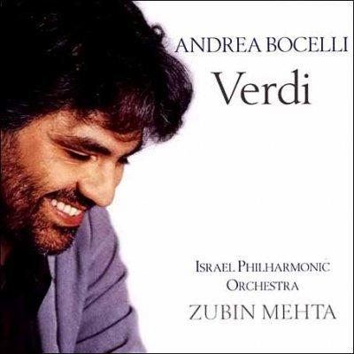 Andrea Bocelli - Verdi: Arias (2003) DVD-Audio