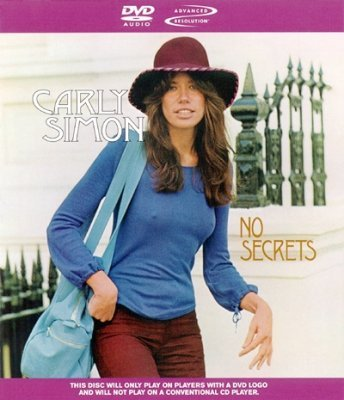 Carly Simon - No Secrets (2002) DVD-Audio