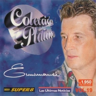 Emmanuel - Coleccion Platino (1998) FLAC