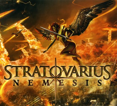Stratovarius - Nemesis (Japanese Limited Edition) (2013) FLAC