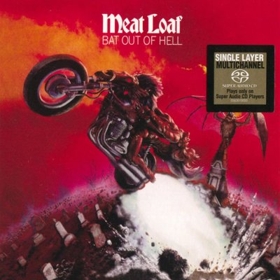 Meat Loaf - Bat Out Of Hell (2001) SACD-R