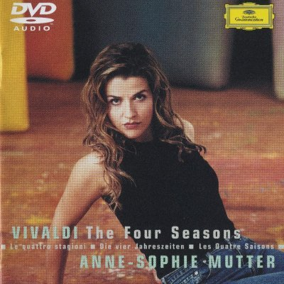 Anne-Sophie Mutter - Vivaldi - The Four Seasons (2003) DVD-Audio