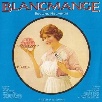 Blancmange - Second Helpings: The Best Of Blancmange (1990) FLAC