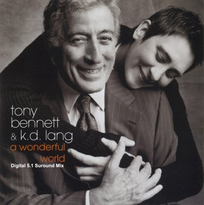 Tony Bennett & k.d. lang - A Wonderful World (2002) DTS 5.1