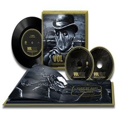 Volbeat - Outlaw Gentlemen & Shady Ladies (Limited Box Edition) (2013) FLAC