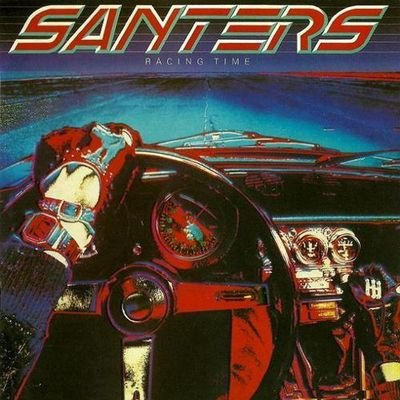 Santers - Racing Time (Japanese Edition) (1998) FLAC