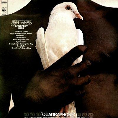 Santana - Greatest Hits (1975) DTS 5.0