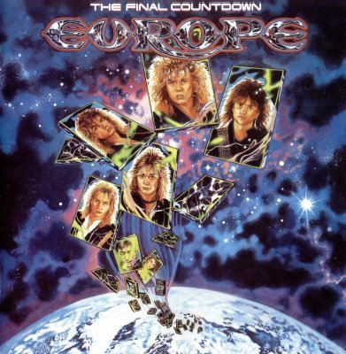 Europe - The Final Countdown (1986) DTS 5.1