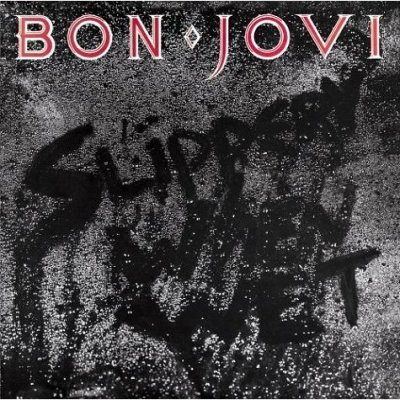 Bon Jovi - Slippery When Wet (2005) DVD-Audio