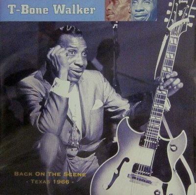 T-Bone Walker - Back On The Scene (2003) DVD-Audio