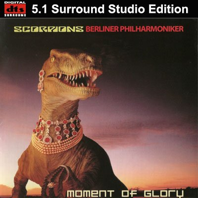 Scorpions and Berliner Philharmoniker - Moment Of Glory (2000) DTS 5.1