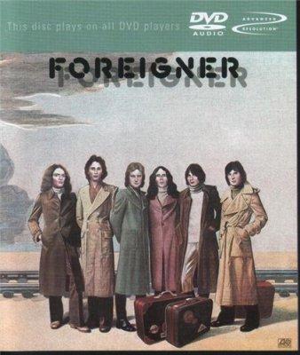 Foreigner - Foreigner (2001) DVD-Audio