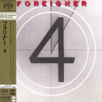 Foreigner - 4 (2011) SACD-R