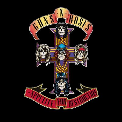 Guns N' Roses - Appetite For Destruction [2008 Japan SHM-CD] (1987) APE