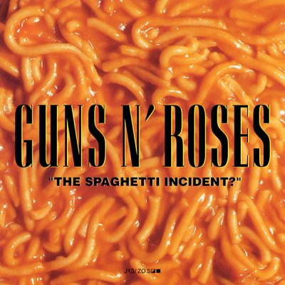 Guns N' Roses - The Spaghetti Incident [2008 Japan SHM-CD] (1993) APE