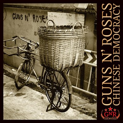 Guns N' Roses - Chinese Democracy [Japan SHM-CD] (2008) APE