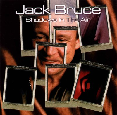 Jack Bruce - Shadows in the Air (2003) DVD-Audio