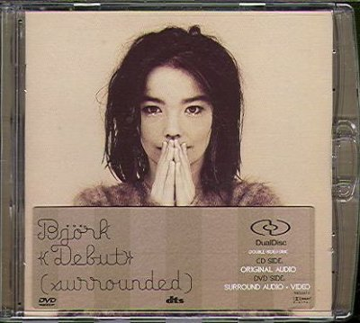 Bjork - Debut (2006) Audio-DVD