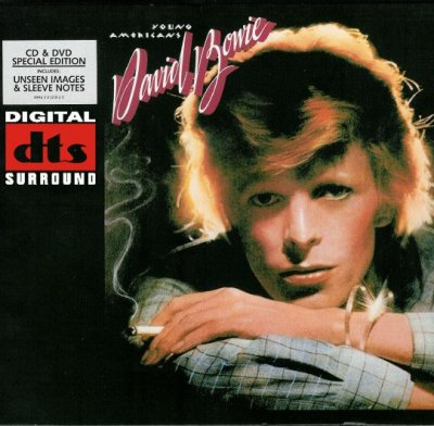 David Bowie - Young Americans (2007) DTS 5.1