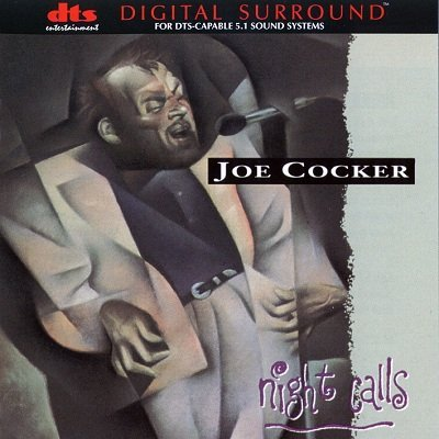 Joe Cocker - Night Calls (1998) DTS 5.1
