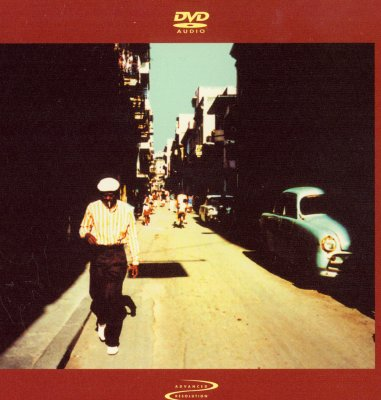 Buena Vista Social Club - Buena Vista Social Club (2000) DVD-Audio