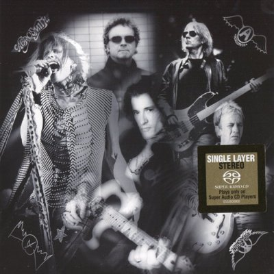 Aerosmith - O, Yeah! Ultimate Aerosmith Hits (2002) SACD-R