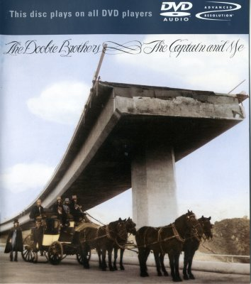 The Doobie Brothers - The Captain and Me (2001) DVD-Audio