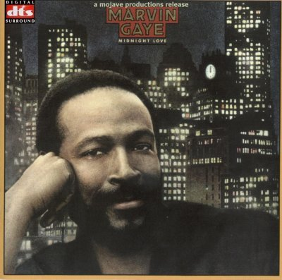 Marvin Gaye - Midnight Love (2002) DTS 5.1