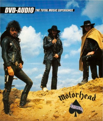 Motorhead - Ace Of Spades (2003) DVD-Audio