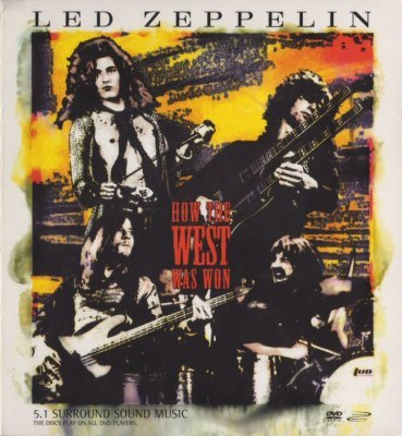 Led Zeppelin - How The West Was Won (2003) DTS 5.1