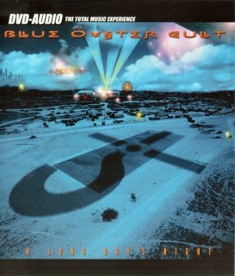 Blue Oyster Cult - A Long Day's Night (2002) DVD-Audio