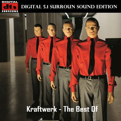 Kraftwerk - The Best Of (2008) DTS 5.1