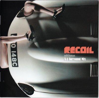 Recoil - subHuman (2007) DTS 5.1